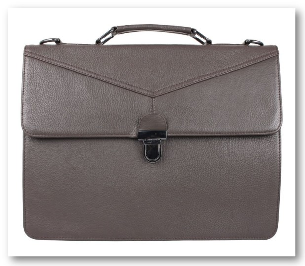 Taws Leather Briefcase