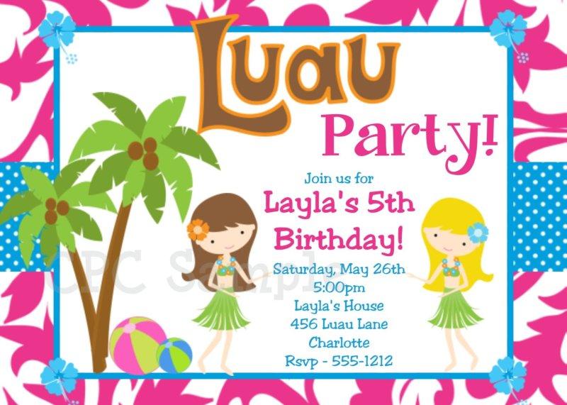 Large Of Birthday Party Invitation Wording