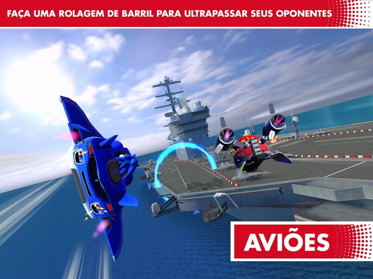 Download Sonic Racing Transformed