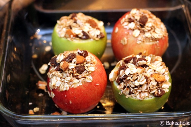 Baked Apples // bakeaholic.ca