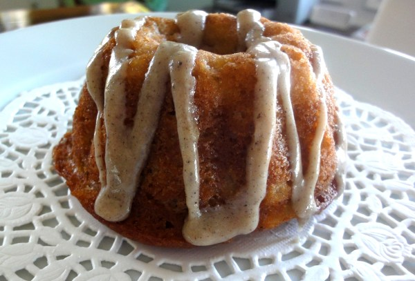 These Pear Spice Cakes are soft, sweet, and fruity, and the Brown Butter Glaze adds a touch of sweetness and flavor that sends these over the top.