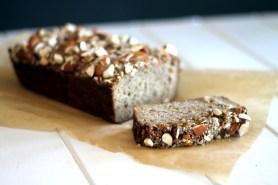 Paleo Almond Banana Bread