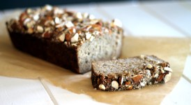 Paleo Almond Banana Bread