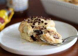 Chocolate Peanut Butter Sweet Rolls