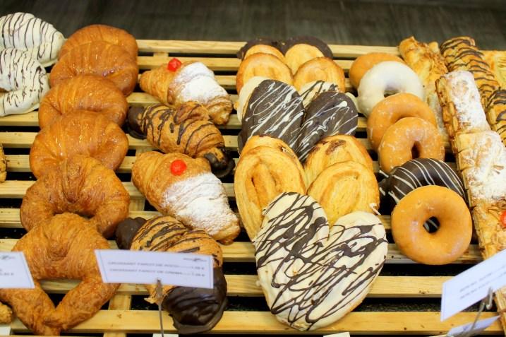 Pastries in Barcelona | Bakerita.com