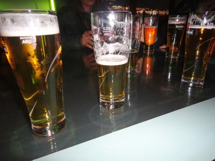 Heineken Experience in Amsterdam, Netherlands | Bakerita.com Abroad Bites
