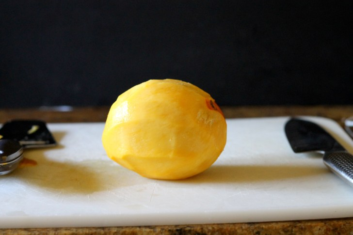 Mango Tart (Gluten Free, Paleo, Vegan, Refined Sugar Free) | from Bakerita.com