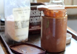 Dark Chocolate Coconut Almond Butter