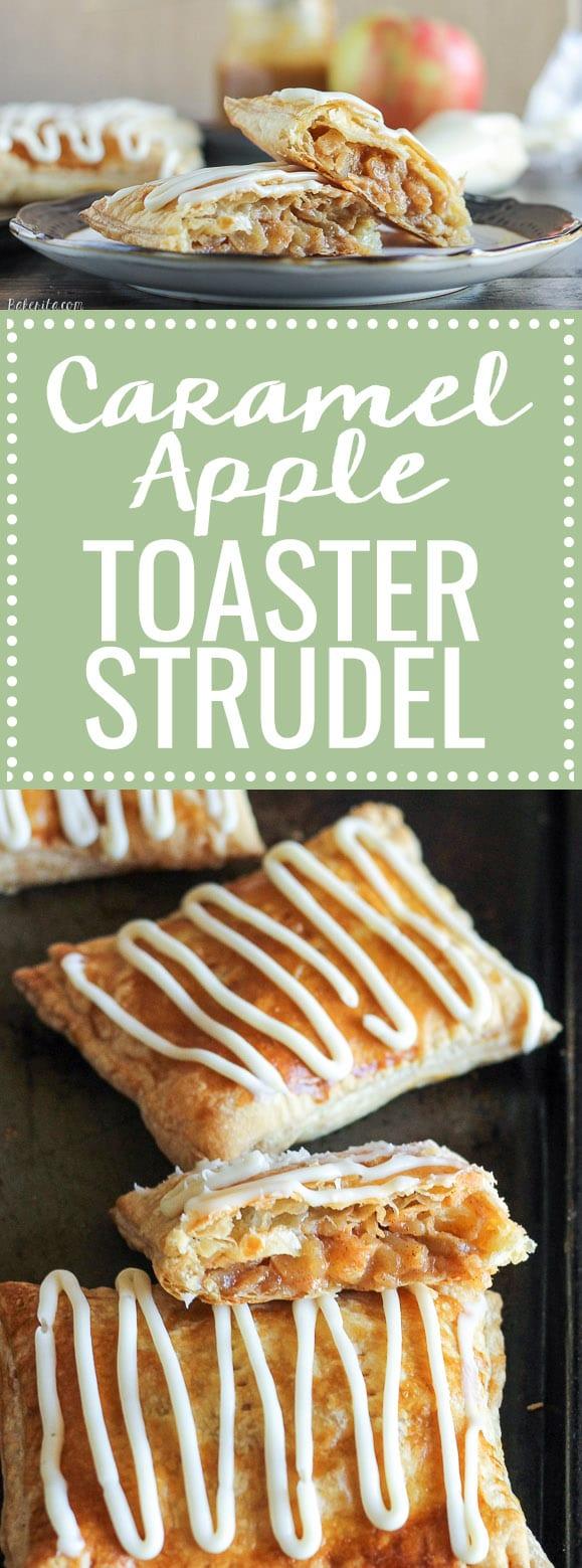 Apple Cinnamon Toaster Strudels Recipe — Dishmaps