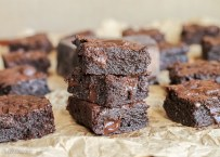 Ultimate Gluten Free Fudge Brownies