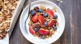 Protein Granola (Gluten Free + Vegan)