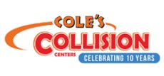 Cole's Collision Centers Celebrates 10 Years in Business in the Capital Region