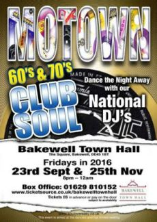 Motown Night at BTH