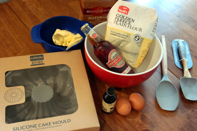 Syrup-Beer-Bundt