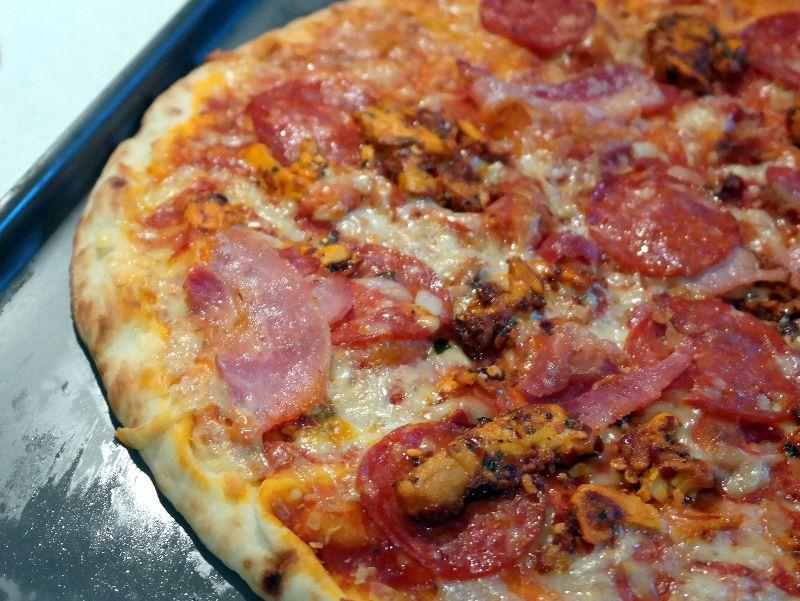 Traditional Pizza Recipe