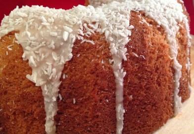 Vanilla Coconut Bundt Cake