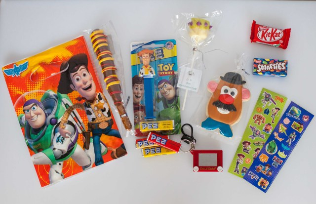 Toy Story Loot Bag