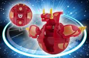 Pyro Dragonoid Bakugan Balls