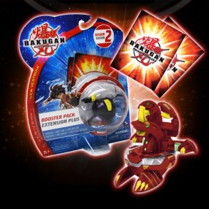 BoosterPack 300x299 Get Your Own Bakugan Pack!