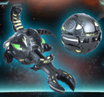 Clawsaurus Bakugan Super Assault