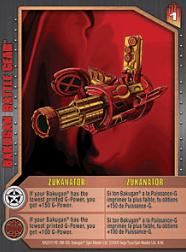 zukanator Zukanator Bakugan Battle Gear