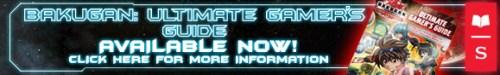 bakugan scholastic Bakugan: Ultimate Gamer's Guide by Scholastic
