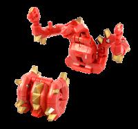 BG Destrakon Gear 300x279 All New Gundalian Invaders Bakugan November & December 2010 Releases