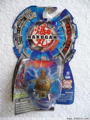 BakuSolo Mutant Taylean Bakugan Season 4   BakuMutant Series