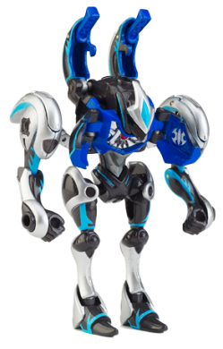 accelerak UnReleased Bakugan and Traps