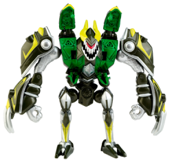 silentstrike UnReleased Bakugan and Traps