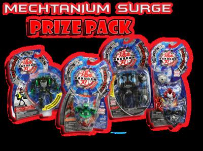 BakuganMSComicContestPrizing Winners of the Mechtanium Surge Comic Contest   July 2011!