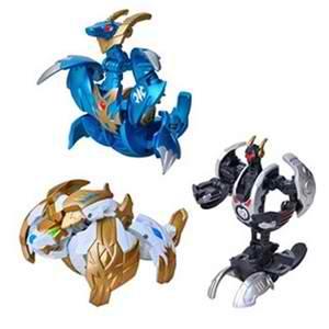 shirudodekki Bakugan Bakutech New Toys