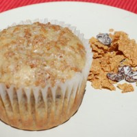 Raisin Bran Muffins - A Quick and Easy Recipe for Breakfast On The Go