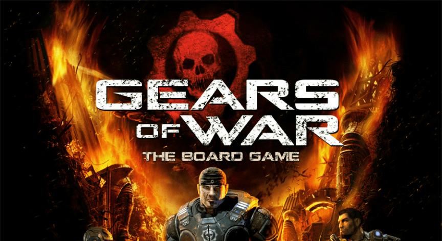 Gears of War Gioco da Tavolo