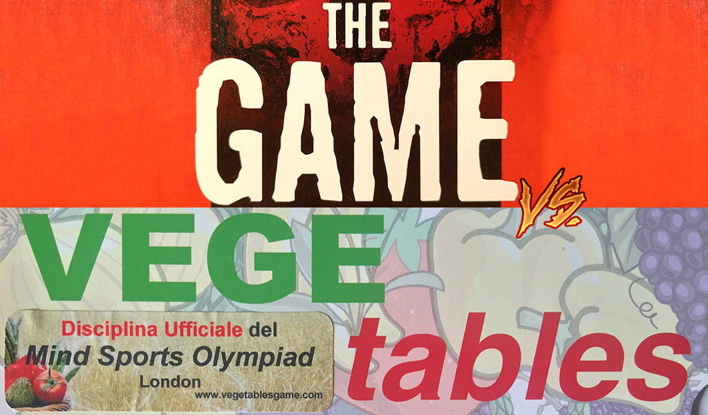 The Game vs. Vege Tables