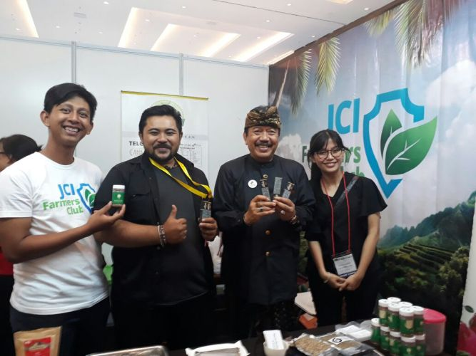 Cokelat Indonesia Heboh di Interfood Nusa Dua