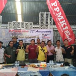 Songsong HUT Ke-12, PPMKI Bali Gelar Touring Mobil Kuno Terbesar