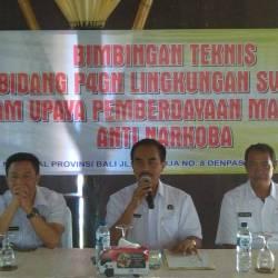 Kalangan Swasta Pengguna Narkoba Tertinggi di Bali