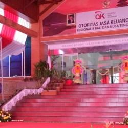 Gedung OJK Bali-Nusra Diresmikan