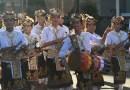 Peringatan Serangan Umum Kota Denpasar Diramaikan 20 Sekaa Baleganjur