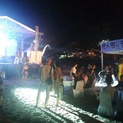 Sky Garden Semarakkan Legian Beach Festival