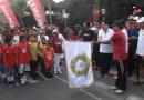 Jalan Santai ST. Dharma Laksana Panjer Berlangsung Meriah