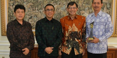 Denpasar Peringkat Pertama Rating Kota Cerdas Indonesia