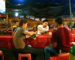 drink stall, badung, traditional, market, denpasar, city, traditional market, badung traditional market, denpasar market