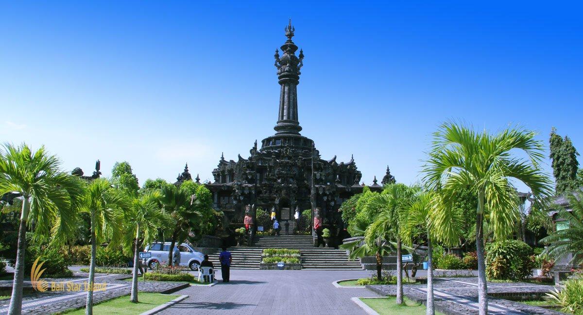 Bajra Sandhi Monument  Denpasar | Bali Places of Interest
