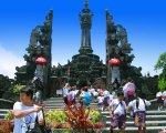 balinese, gateway, bajra sandhi, denpasar, city, bali, places, places of interest, bali places of interest