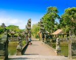 bridge,taman ayun, taman ayun temple, mengwi, bali, places, places of interest