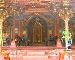 balinese, decorations, ubud, bali, palace, ubud palace, puri saren, tourists, destinations, tourist destinations
