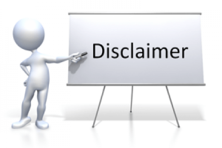 gallery for > legal disclaimer icon