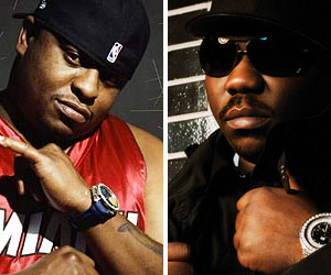 Beanie Sigel and Scarface